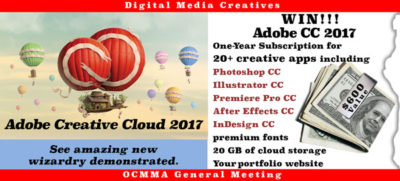 Digital Media Creatives: Adobe CC 2017 Wizardry
