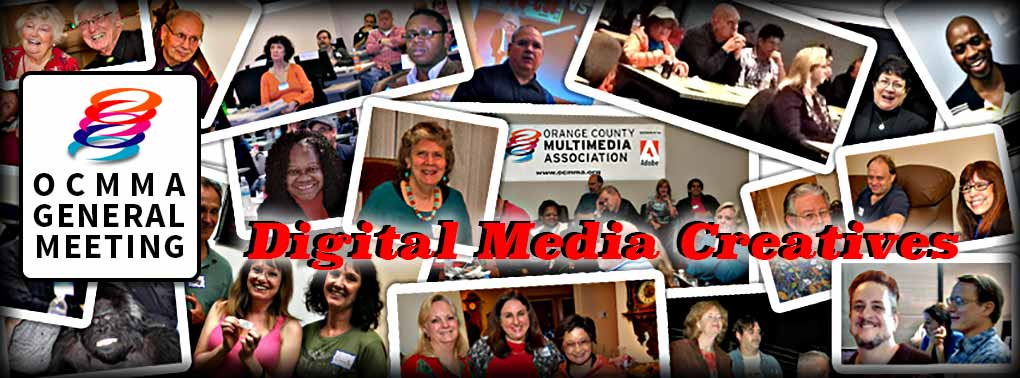 OCMMA Digital Creatives