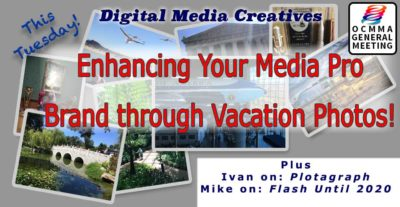 Digital Media Creatives: Enhancing Your Media Pro Brand through Vacation Photos