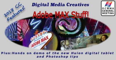 Digital Media Creatives: Adobe MAX Stunners